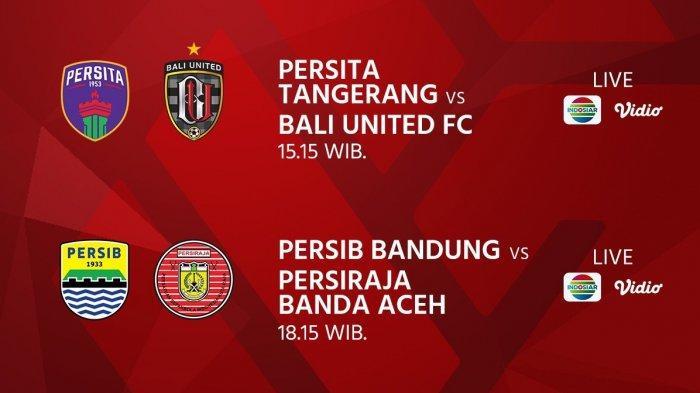 Nonton Streaming TV Online Persib Bandung vs Persiraja di Indosiar, Farshad Noor Starter