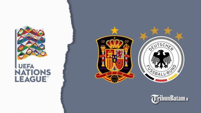 Jadwal UEFA Nations League Spanyol vs Jerman, Timor Werner On Fire, Spanyol Andalkan Sergio Ramos