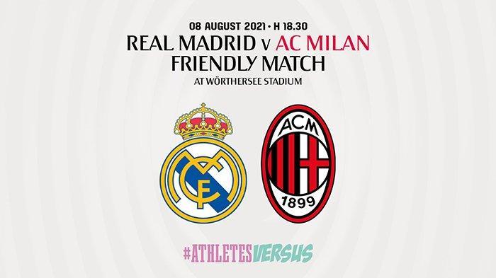 Jadwal Pramusim Klub Liga Italia 2021-2022: Inter vs Arsenal, Juventus vs Barcelona, Milan vs Madrid