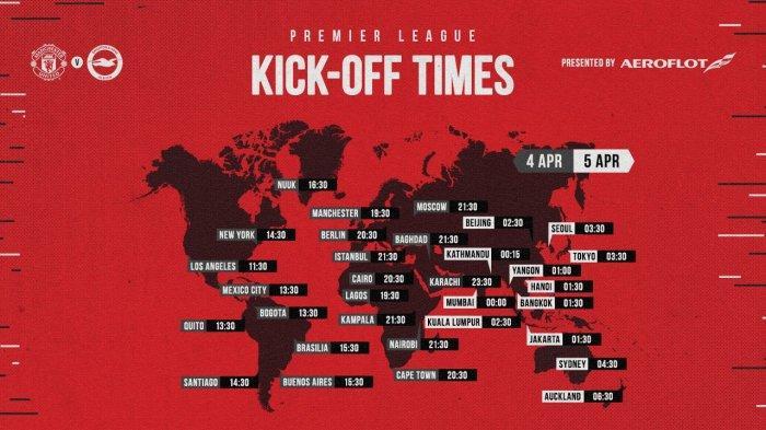 Manchester United vs Brighton Kick Off 01.30 WIB Live NET TV, Solskjaer: Pemain Harus Kerja Keras