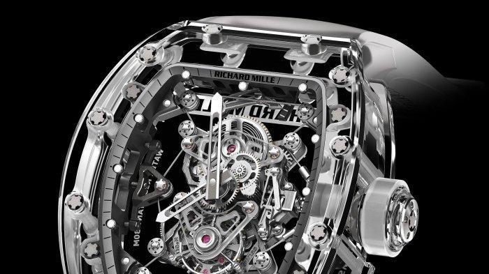 Banyak Dikoleksi Pejabat, Ini Deretan Model Jam Tangan Mewah Richard Mille, Ada Seharga Rp 70 Miliar