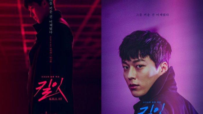 Poster Pertama Drama Kill It Dirilis, Aktor Jang Ki Yong Berperan Jadi Penjahat, Ini Sinopsisnya