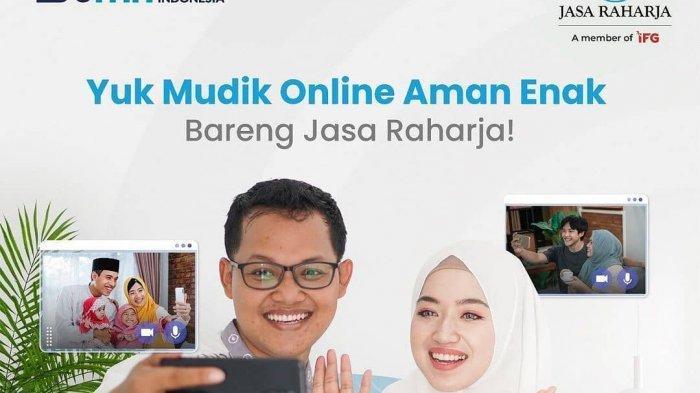 Jasa Raharja Selenggarakan Mudik Online