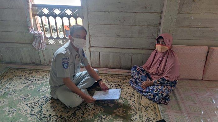 Jasa Raharja Kepri Bayarkan Santunan Dalam Hitungan Jam