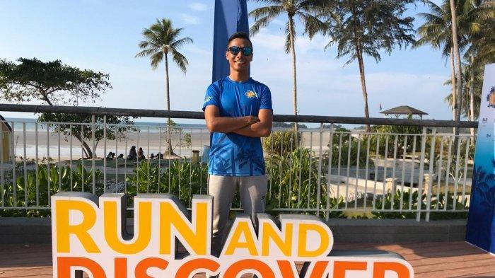 Atlet Nasional Pendaftar Pertama Mandiri Bintan Marathon 2020, Kagum Lihat Keindahan Lagoi Bay