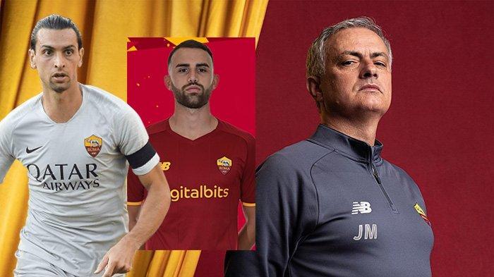 Transfer AS Roma - Jose Mourinho Butuh Pemain Berpengalaman, Javier Pastore Akhiri Kontrak