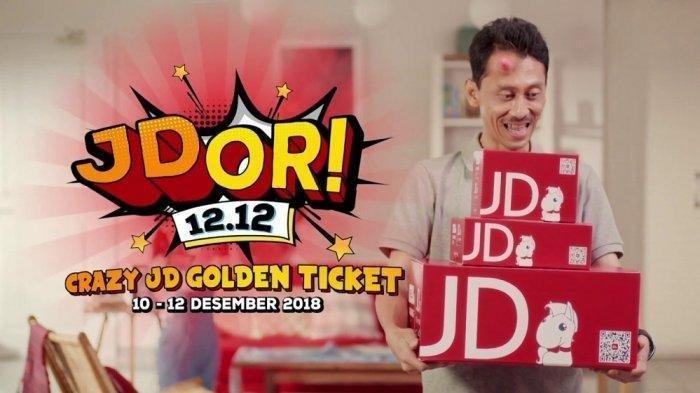 Promo Diskon Besar Harbolnas Shopee, Lazada, JD.id, Blibli, Bukalapak hingga 15 Desember 2018