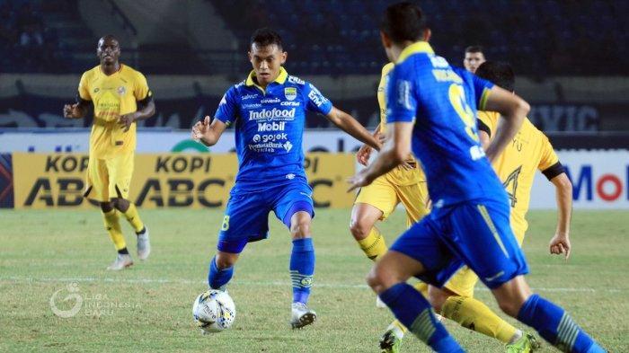 Gelandang Persib Bandung Minta Maung Bandung Bangkit Jelang Kontra Persija Jakarta
