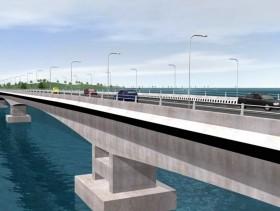 Kepri Butuh Dana Rp 4 Triliun Bangun Jembatan Batam-Bintan
