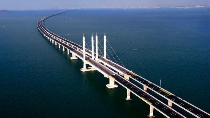 TERBARU Progres Pembangunan Jembatan Babin (Batam Bintan), Akhir 2021 Kementerian PUPR Lakukan Ini