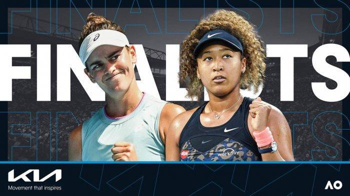Hasil Semifinal Australia Open 2021 Kalahkan Serena Williams, Naomi Osaka vs Jennifer Brady di Final