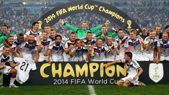 Terungkap! Inilah Calon Terkuat Penjegal Jerman di Rusia: Kutukan Ranking FIFA!