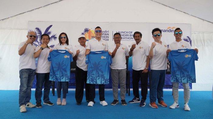 Mandiri Bintan Marathon 2020 Siap Digelar, Begini Penampakan Jersey dan Medalinya