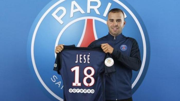 PSG Juara Ligue 1 Liga Perancis, Jese Rodriguez Berhak Dapat Medali Meski Hanya Main 1 Menit