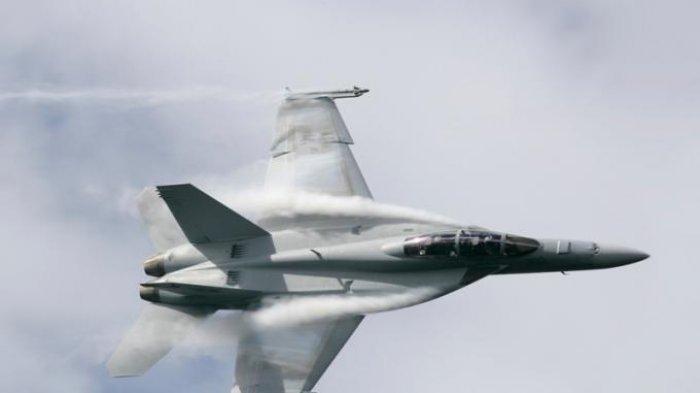Jet Tempur F-18 Hornet Negara Asing Lintasi Perairan Natuna, TNI AU Buka Suara