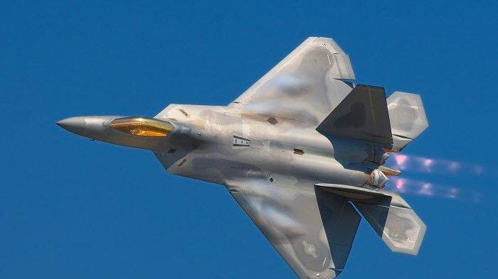 Jet tempur F-22