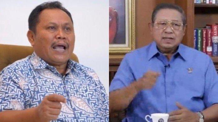 Jhoni Allen Bereaksi Dipecat Demokrat, 'Demi Tuhan Saya Bersaksi SBY Tak Berkeringat Sama Sekali'