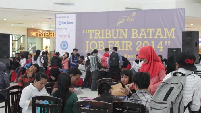 Job Fair Tribun Batam Hadirkan Belasan Perusahaan