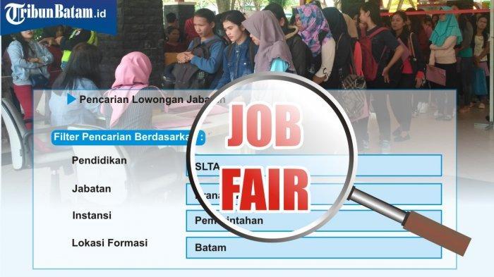 LOWONGAN KERJA BATAM - Job Fair Batamindo Dibuka Kamis Pagi, Cek Syarat dan Link Pendaftaran di Sini