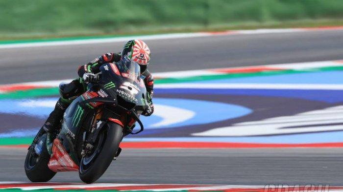 Klasemen MotoGP 2021 - Raih Podium Kedua, Johann Zarco Bayangi Fabio Quartararo