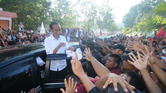 Berangkat Ke Kalimantan, Presiden Jokowi Cek Lokasi yang Akan Dijadikan Ibukota Negara yang Baru