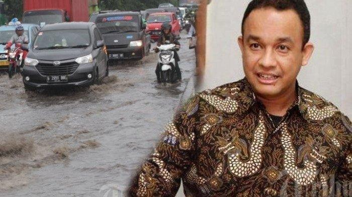 Tiga Orang Dilaporkan Tewas Akibat Banjir di Jakarta