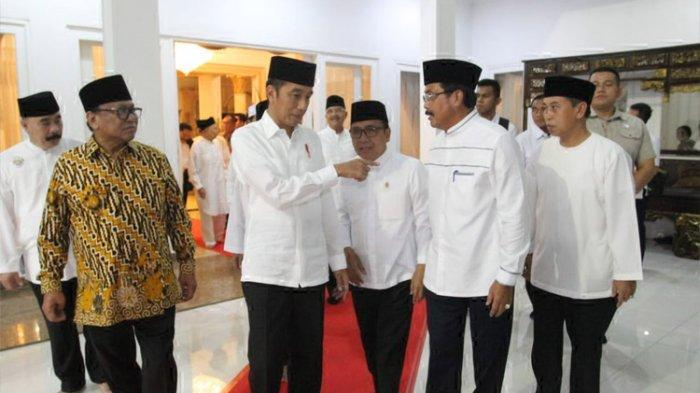 Prioritas Jembatan Batam-Bintan, Presiden Jokowi MintaMensesneg Atur Pertemuan untuk Nurdin