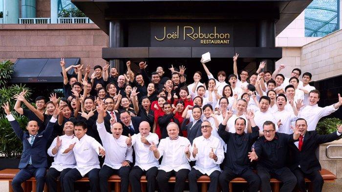 Mengenal Joël Robuchon Restaurant, Tempat Makan Bintang 3 di Singapura