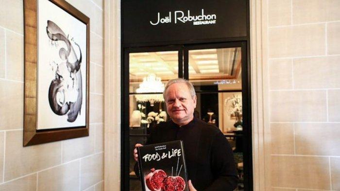 Joël Robuchon Restaurant, Pilihan Tempat Dinner Mewah dan Romantis di Singapura