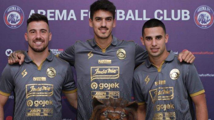 Arema FC Ditahan Imbang Semeru FC, Penampilan 3 Pemain Asing Jadi Sorotan, Ini Kata Mario Gomez