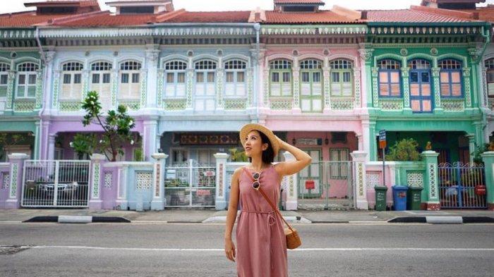 4 Destinasi Wisata Paling Colorful di Singapura, Kunjungi Jajaran Ruko Joo Chiat Road