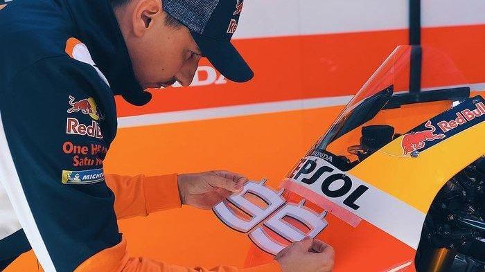 MotoGP Spanyol 2019 - Lupa Sudah Pindah, Jorge Lorenzo Hampir Salah Masuk ke Garasi Tim Ducati
