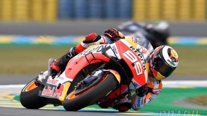 Jadwal MotoGP BelandaLive Streaming,Lorenzo Akan Gunakan Komponen Baru Setelah Jatuh di GP Catalan