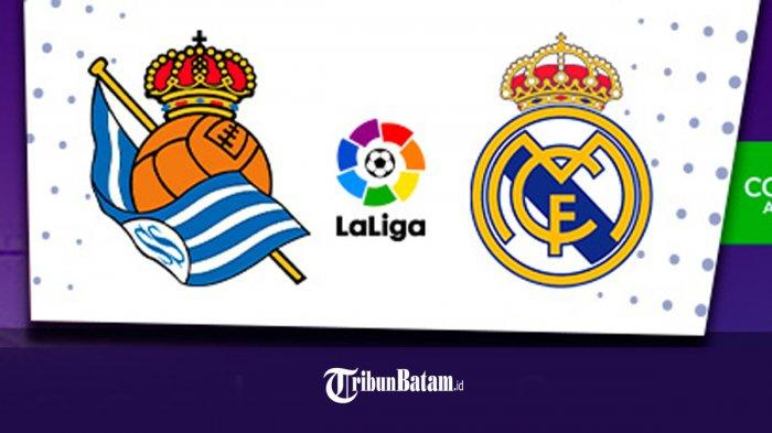 Liga Spanyol Malam Ini Real Sociedad vs Real Madrid, Luka Jovic Main, Hazard, Isco, Asensio Absen