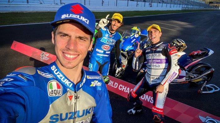 Juara Moto3 2020, Juara Moto2 2020, Juara MotoGP 2020, Hasil Lengkap dan Klasemen Akhir MotoGP 2020