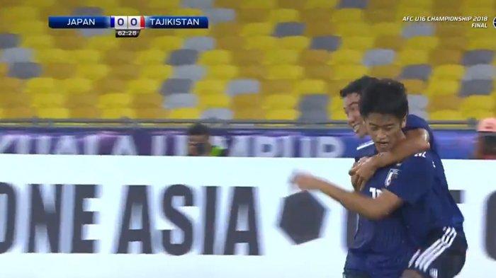 BREAKING NEWS. Jepang Juara Piala Asia U16 2018 (AFC U16 2018)
