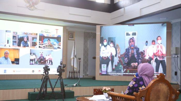 Parade Foto Diskusi Online Kiat Wali Kota Tanjungpinang Atasi Dampak Pandemi Covid-19