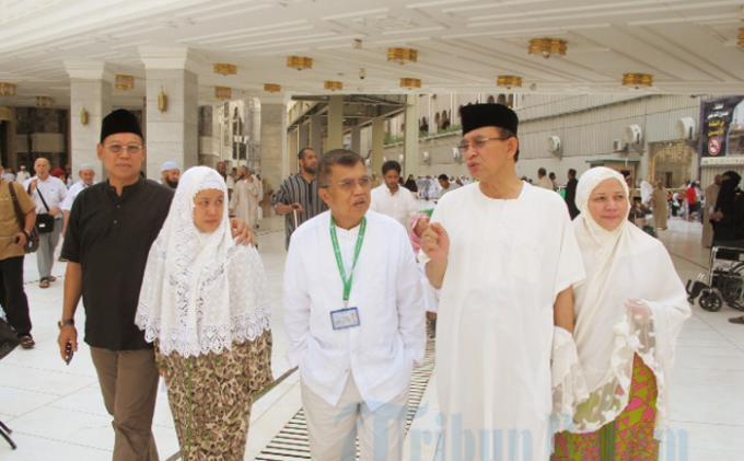 Kalla Puji Penyelenggaraan Haji Indonesia