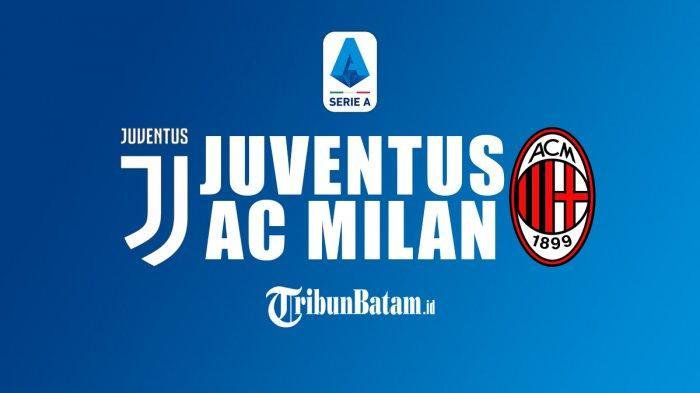 Prediksi Juventus vs AC Milan di Liga Italia Pekan 35, Perebutan Tiket Liga Champions