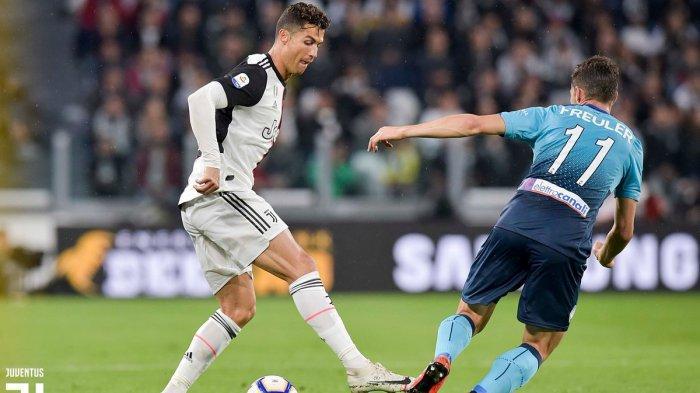 Hasil Juventus vs Atalanta, Gol Mario Mandzukic Selamatkan Kekalahan Nyonya Tua Dikandang