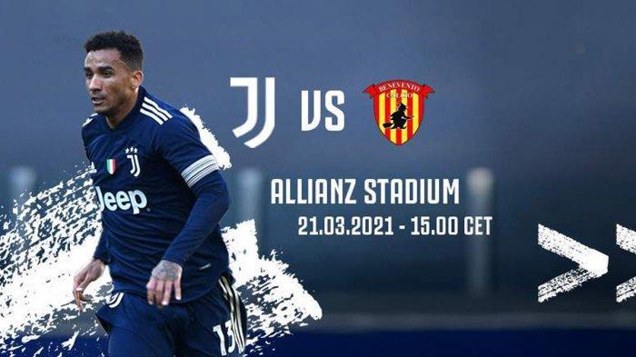 Live Streaming Juventus vs Benevento, Misi Pirlo Gusur AC Milan dan Tekan Inter Milan di Liga Italia