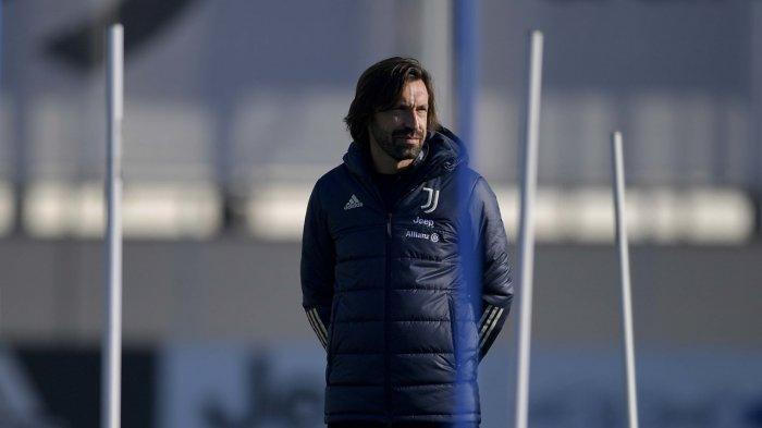 Juventus Menang Cristiano Ronaldo Cetak Gol, Andrea Pirlo: Kami Harus Selalu Bermain untuk Menang