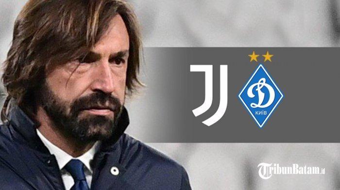 Juventus vs Dynamo Kiev Kick Off 03.00 WIB, Lucescu: Andrea Pirlo Pelatih Berkualitas Beri Dia Waktu