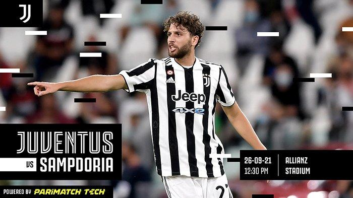 Jadwal Liga Italia Hari Ini 17.30 WIB Juventus vs Sampdoria, 23.00 WIB Lazio vs AS Roma