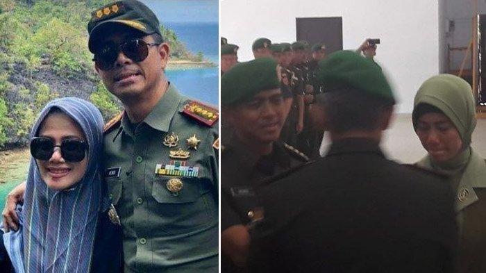 KABAR TERBARU Istri Kolonel Hendi, Eks Dandim Kendari yang Nyinyiri Wiranto, Kasus Dihentikan?