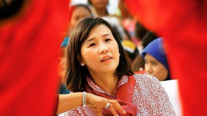 Tulisan Tangan Veronica Tan Jadi Sorotan, Ucapan dan Harapan Mantan BTP di Hari Natal