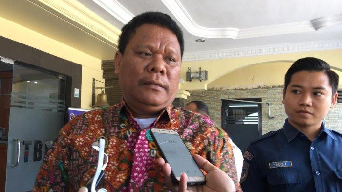 Pelabuhan Tanjung Buton Ditutup Sementara, Operator Kapal Feri Urus Izin Sandar di Sungai Rawak
