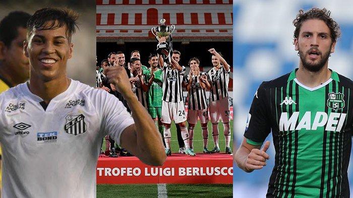 Berita Juventus - Juventus Juara Trofeo Berlusconi, Update Kaio Jorge, Juve Resmi Tawar Locatelli
