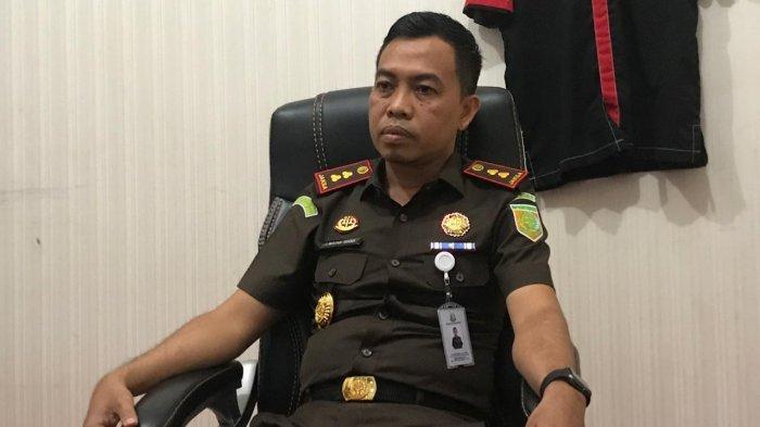 Kepala Kejaksaan Negeri atau Kajari Bintan, I Wayan Riana.
