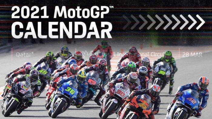 Jadwal MotoGP 2021 Dimulai dari MotoGP Qatar, MotoGP Indonesia Cadangan, Marc Marquez Target Juara